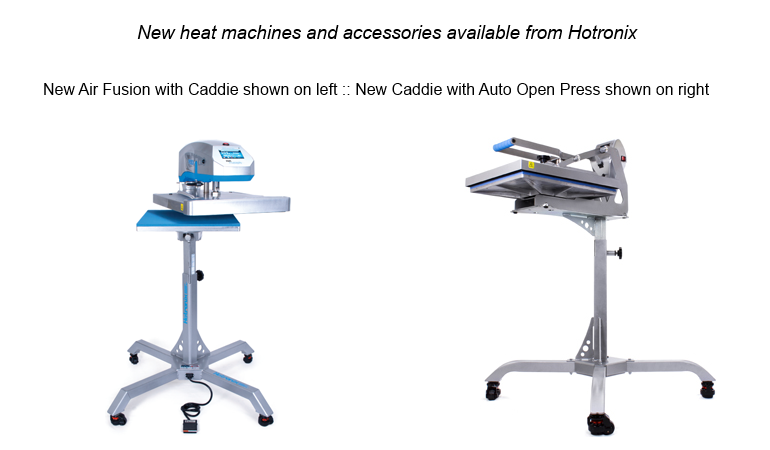 New Hotronix Machines