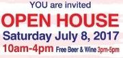 Ace Summer open house